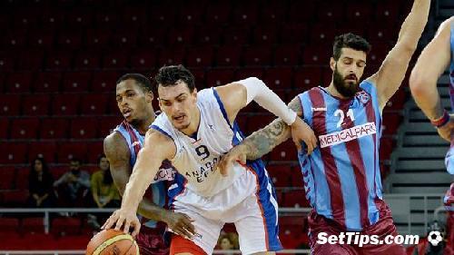 прогноз матча по баскетболу Трабзонспор - Анадолу Эфес