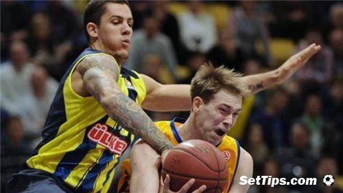 прогноз матча по баскетболу Трабзонспор - Ушак Спортиф