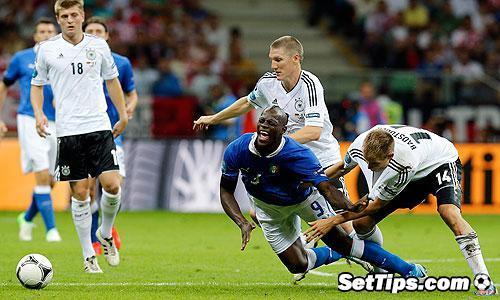 Прогноз на футбол германия и италия