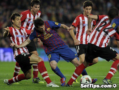 Барселона атлетик бильбао прогноз 11 01 2017