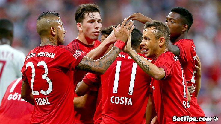 «Бавария» потерпела разгромное поражение от«Милана» вМеждународном кубке