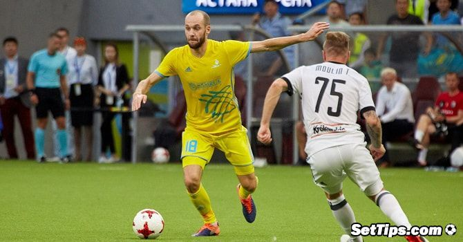 Астана матч Минск прогноз на