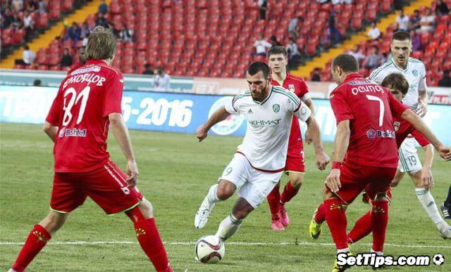 «Ахмат» потерпел первое поражение вчемпионате Российской Федерации