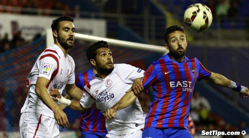 «Севилья» непроиграла в 2017-ом ниодного матча насвоем поле