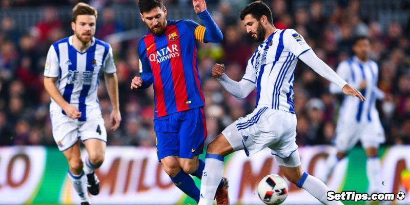 Реал Сосьедад - Барселона прогноз: Воспользуется плотным графиком соперника «Реал Сосьедад»?